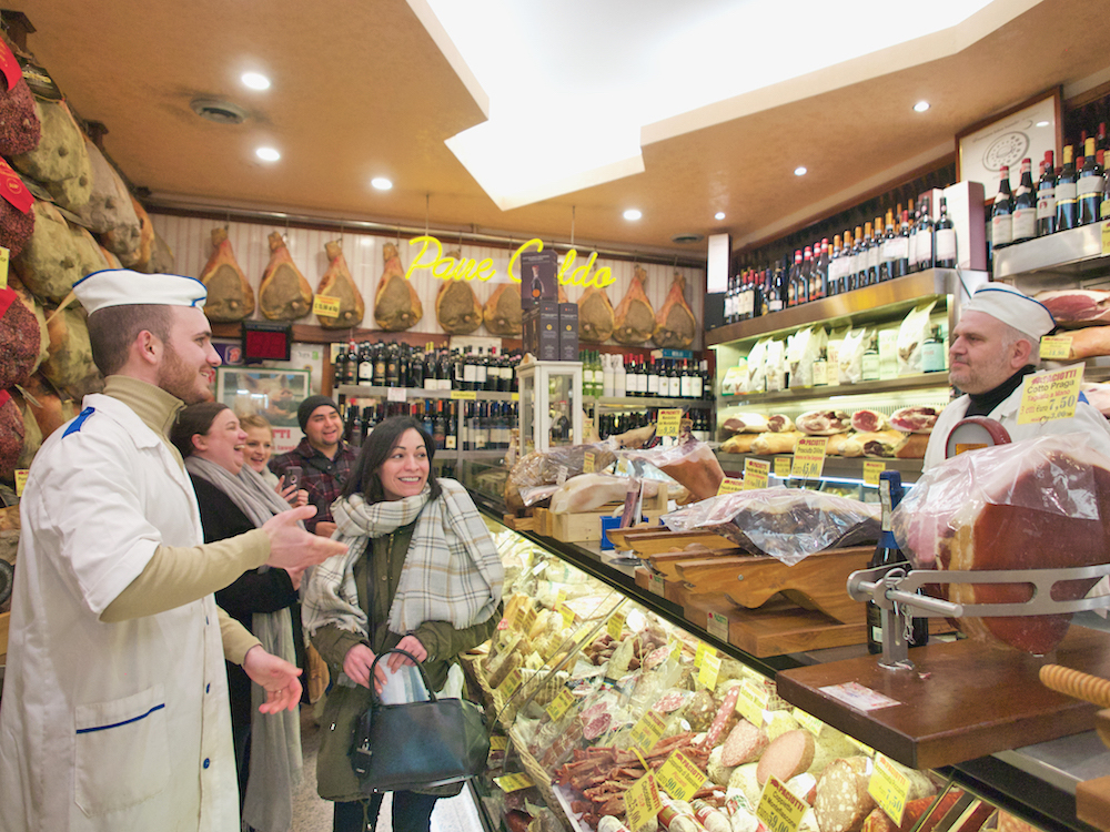 food tours in Rome, what to do in Rome, exploring Rome, the roman food tour