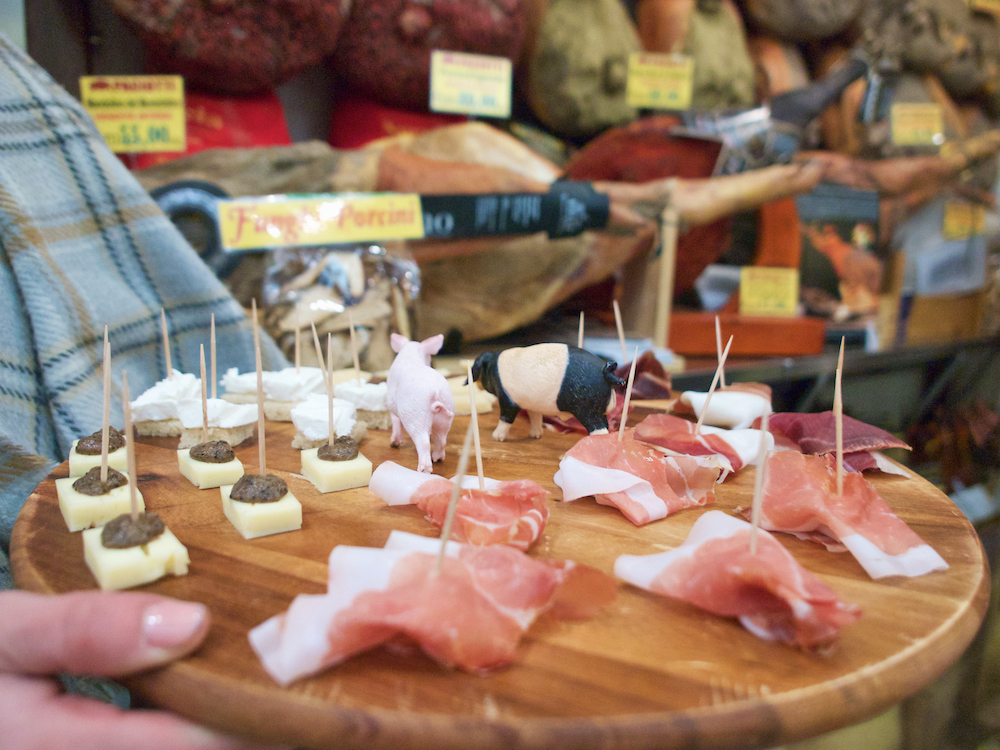 the roman food tour, best food tours in rome
