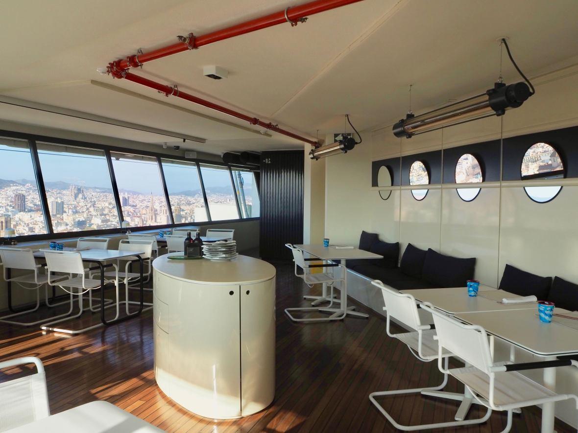 marea alta restaurant, barcelona restaurants for lunch, fish restaurant barcelona