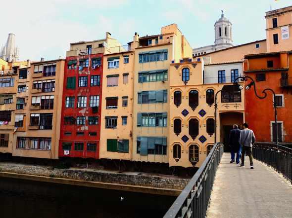 Girona, costa brava, catalonia,