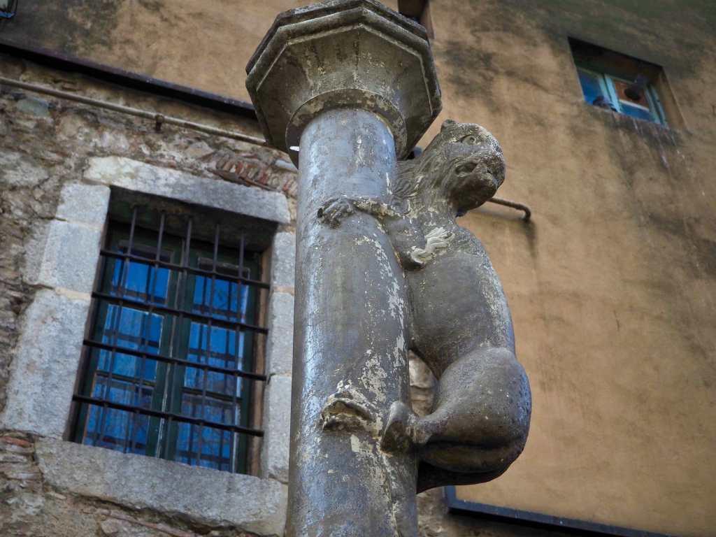 Força Vella Girona, costa brava