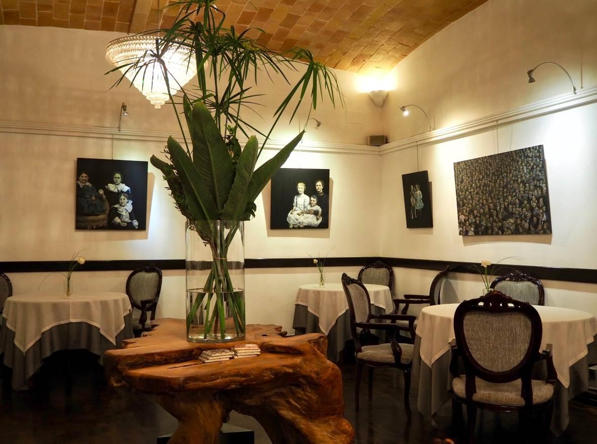 Divinum restaurant girona, fine dining girona, best restaurants in girona