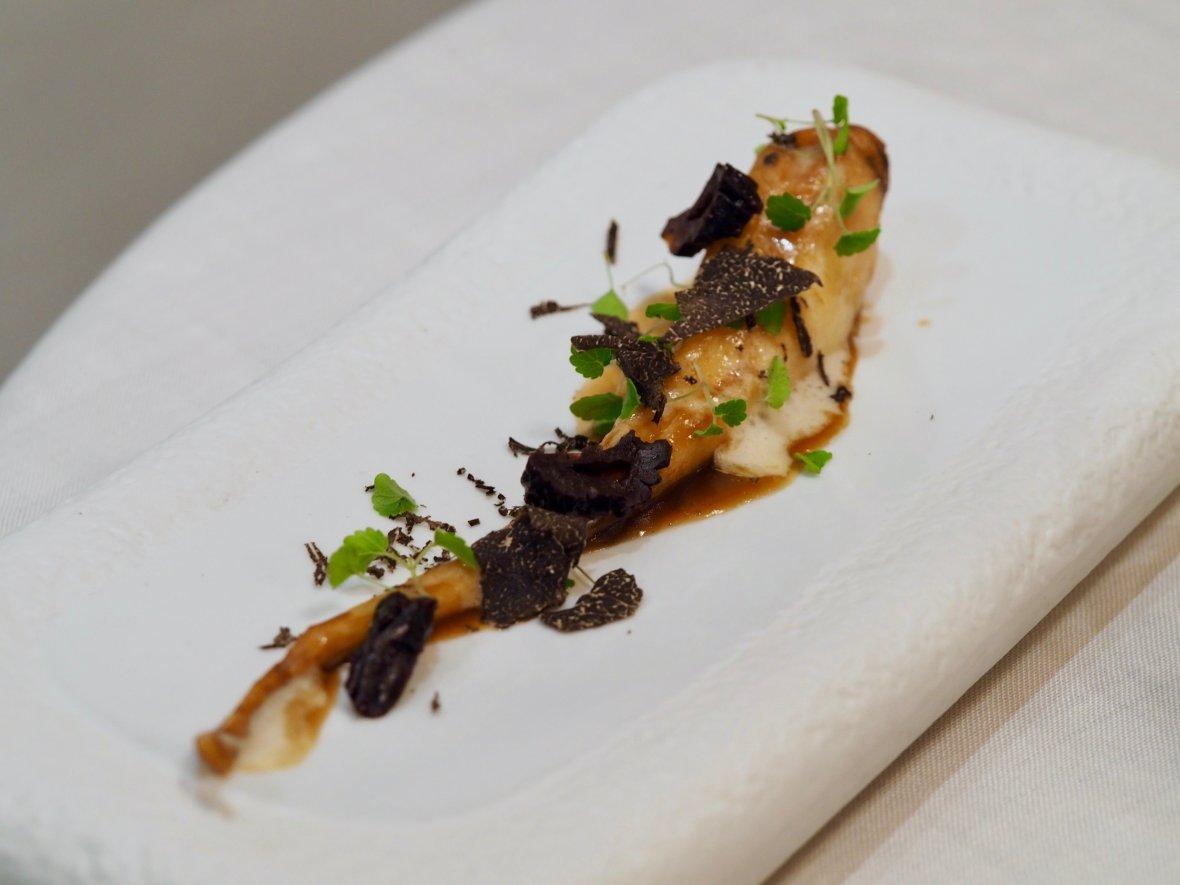 Tasting menu girona, girona restaurants, divinum