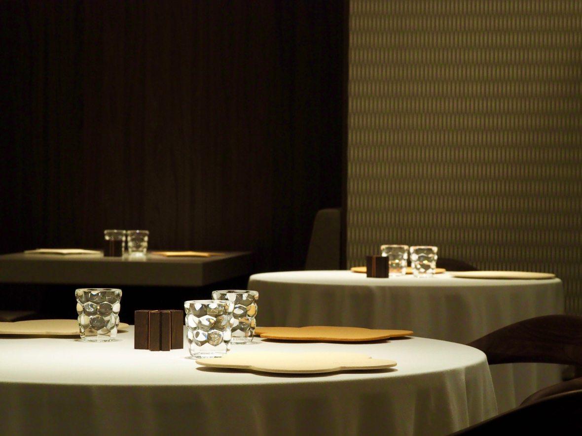 Cinc Sentits restaurant, tasting menu restaurants Barcelona