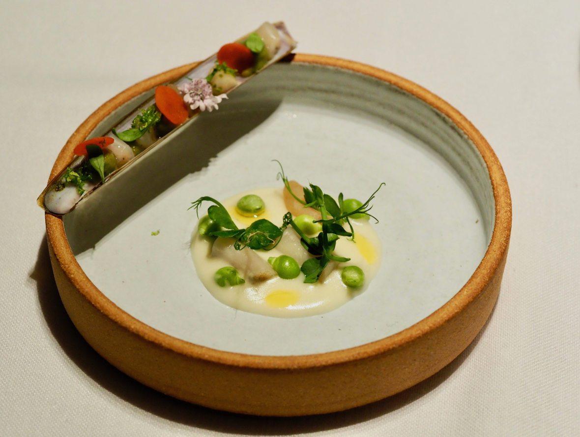 Cinc Sentits, Barcelona gourmet restaurants, best lunches in Barcelona