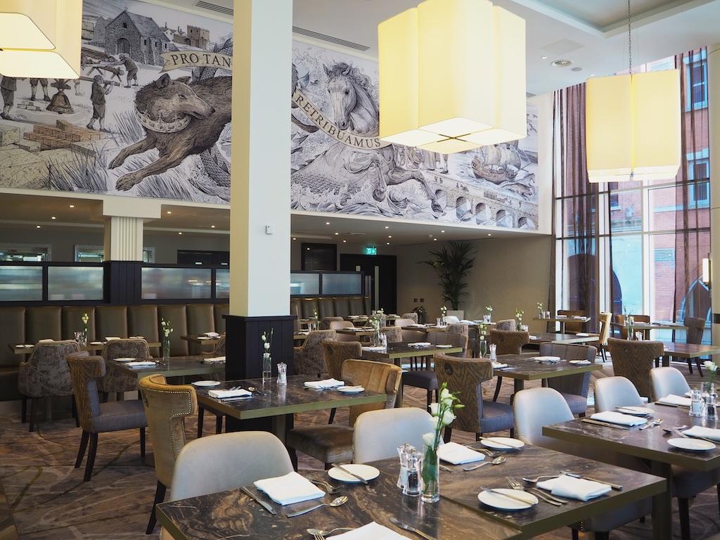 Seahorse Restaurant belfast, four star hotels belfast