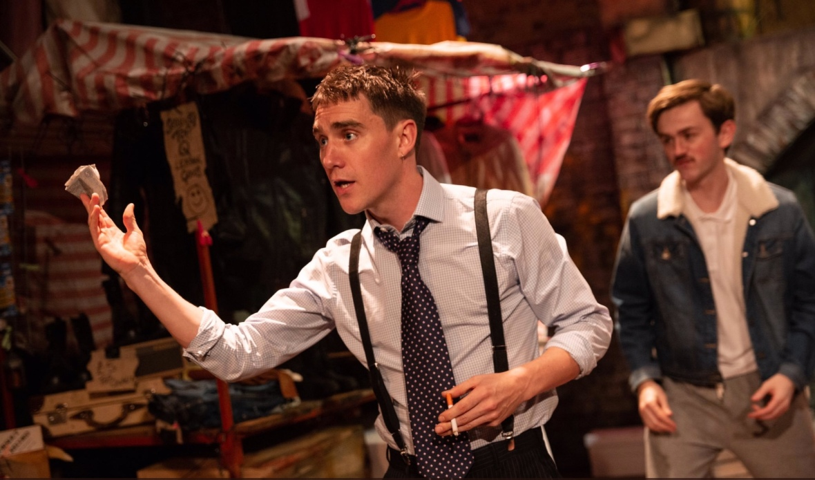 Market boy at union theater london, union theater london, best shows in london