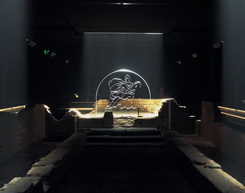 London Mithraeum, Bloomberg London, ancient london