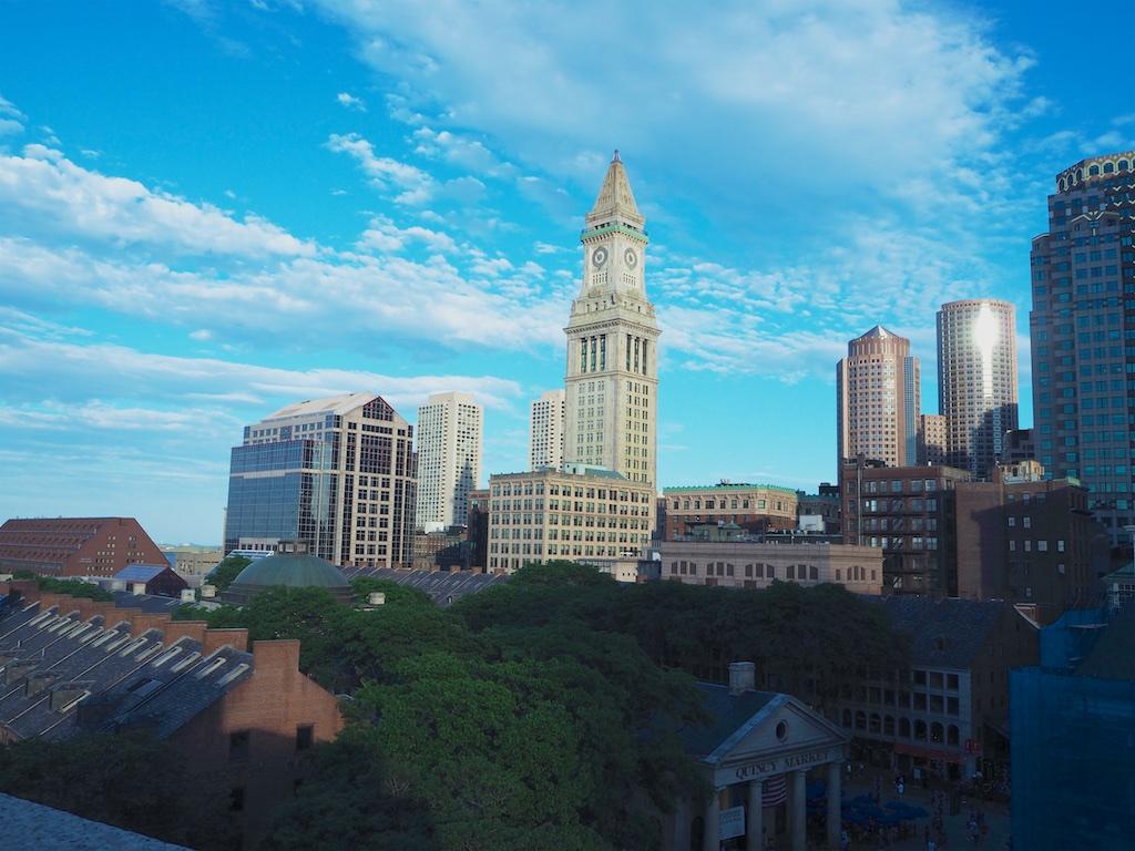 best hotels in boston, luxury hotel central boston