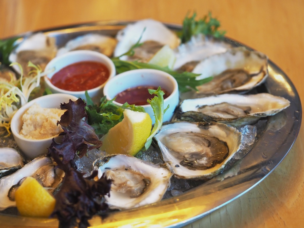 seafood restaurants central boston, Julia Brant chef, North 26 restaurant