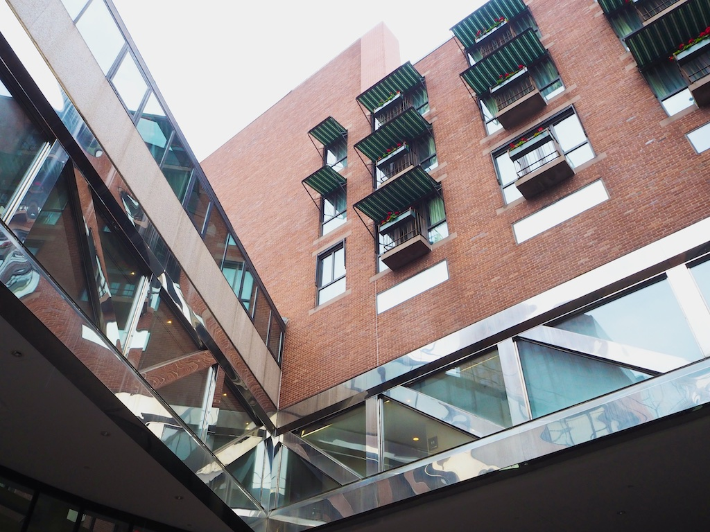 bostonian boston hotel, luxury hotel central boston,