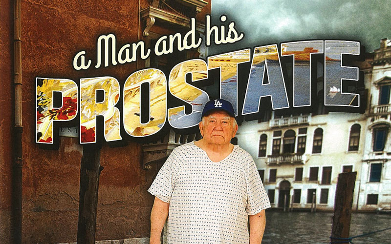 Ed Weinberger show, a man and his prostate,