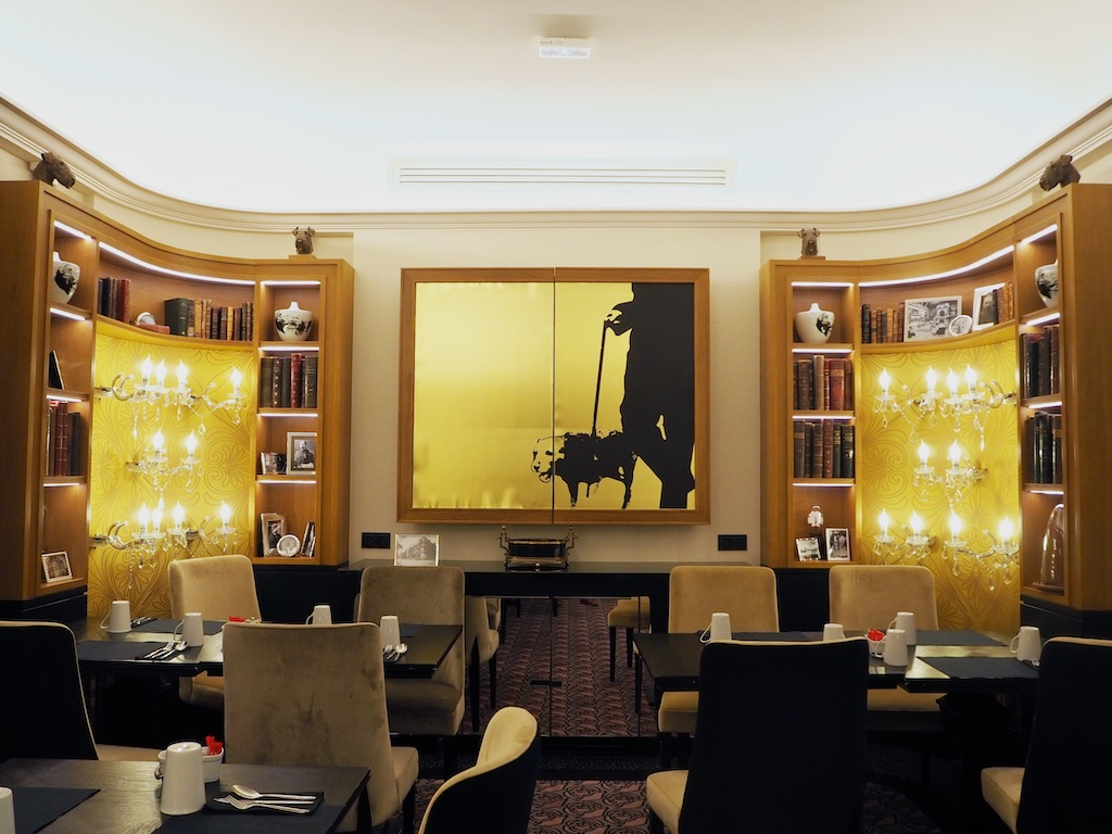 Maison Astor Paris, Curious collection hotels