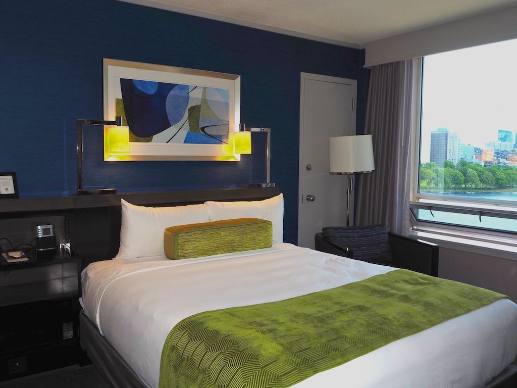 Royal Sonesta Boston, where to stay in Boston, best views of Boston