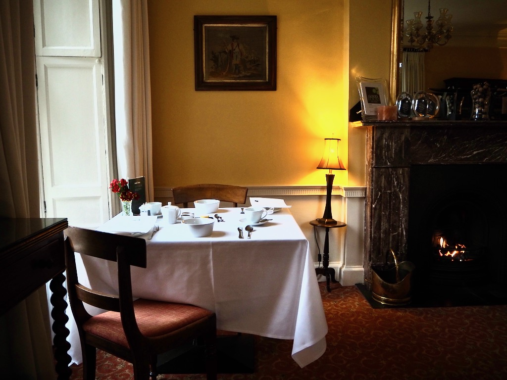 Newforge house, valentine's day in ireland, best hotels in ireland