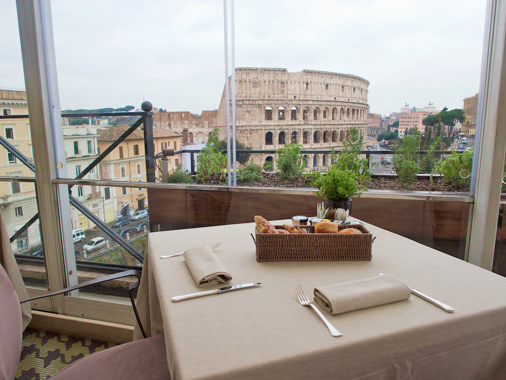 palazzo manfredi rome, luxury hotels rome