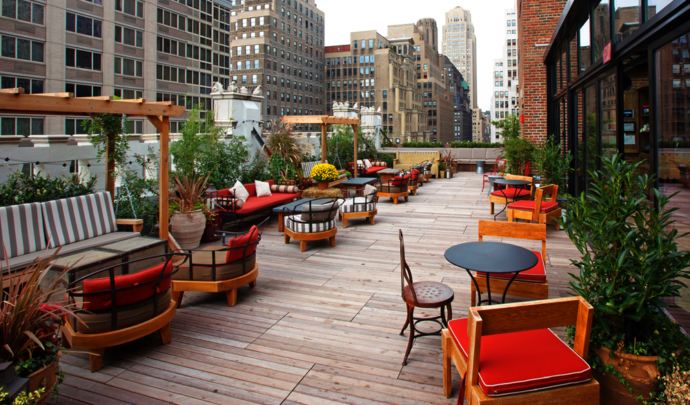 rooftop bars new york, best bars in new york