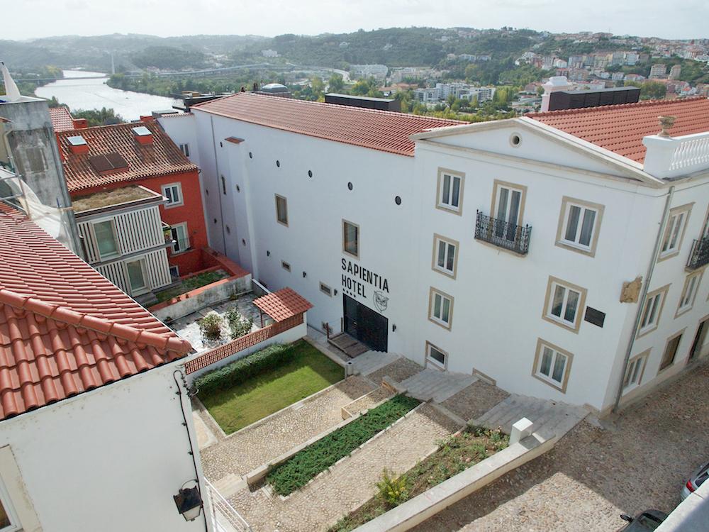 visit Coimbra, Sapientia hotel portugal