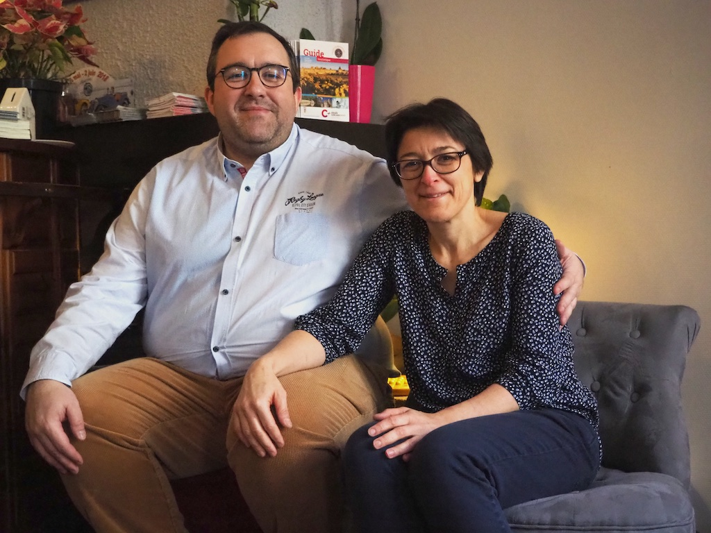 Michel Robbe and Catherine Forestier Carcassonne, boutique hotels Carcassonne