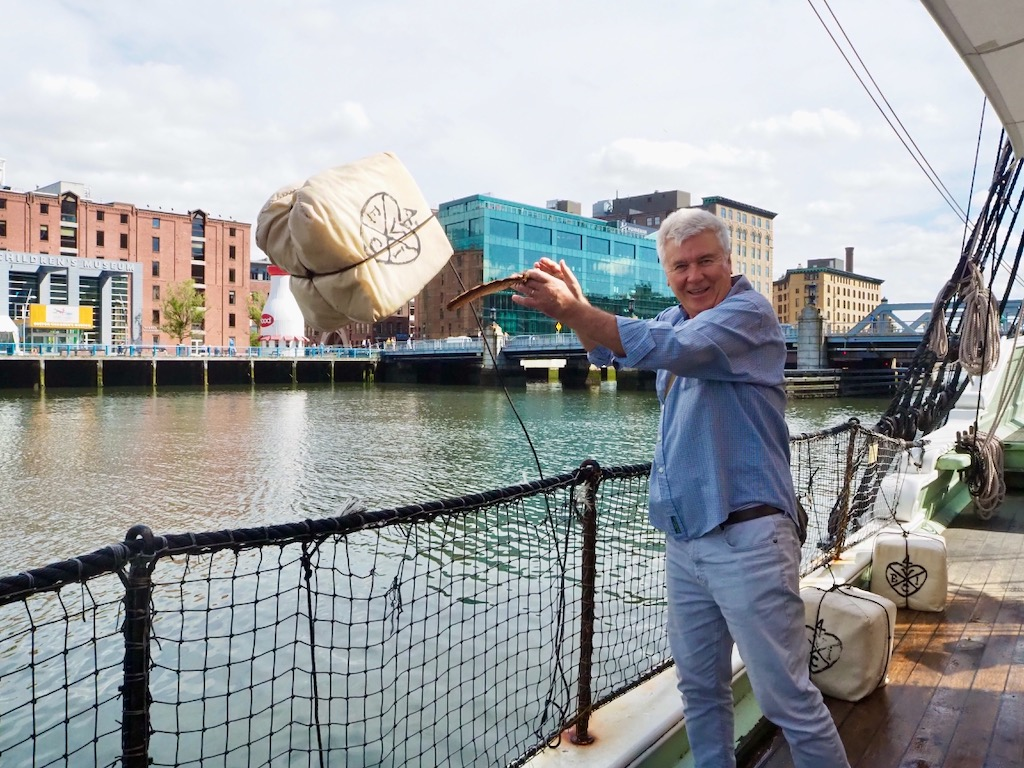 Boston Tea Party Ships & Museum, what to do in Boston, Boston museums