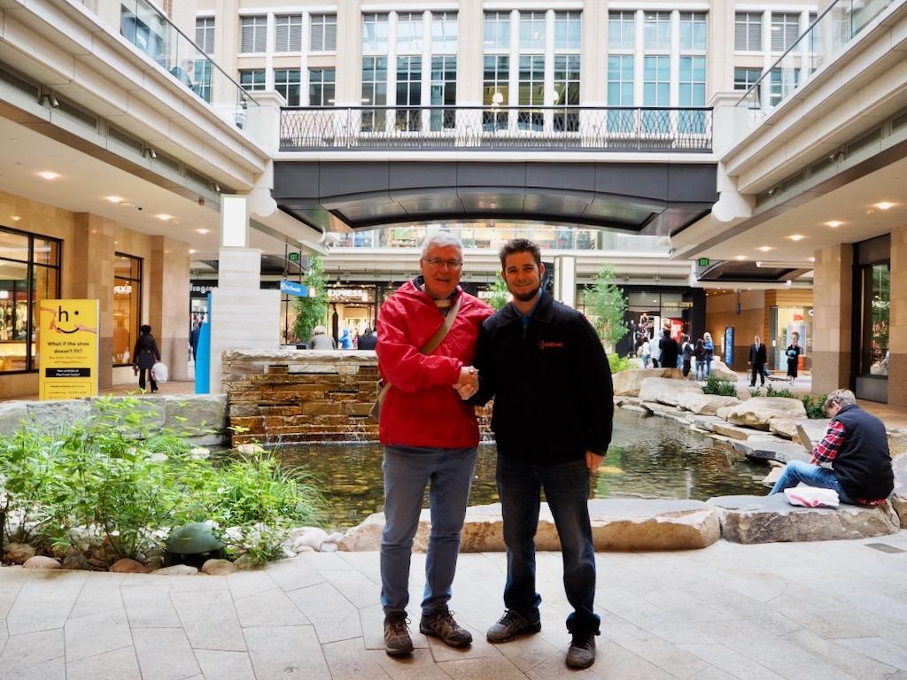 Jeff Manwaring Salt Lake city, Exclusive Excursions utah