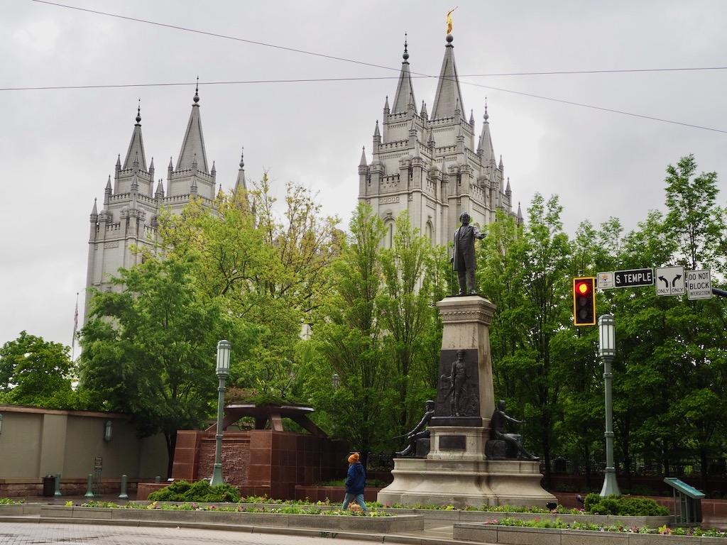 Mormon Temple, tours of salt lake city, salt lake city luxury tour