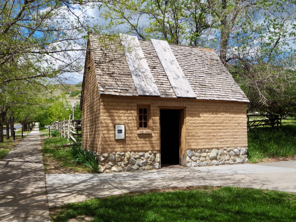 museums of utah, best museums in salt lake city, 'This Is The Place' Heritage Park