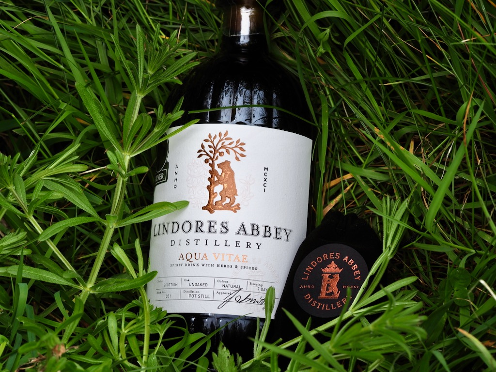 Lindores Abbey Distillery, aqua vita, best in scotland