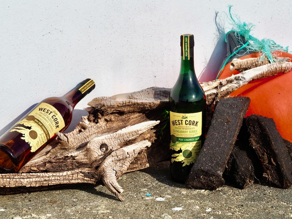 West Cork Distillers, Glengarriff whiskey, peated irish whiskey