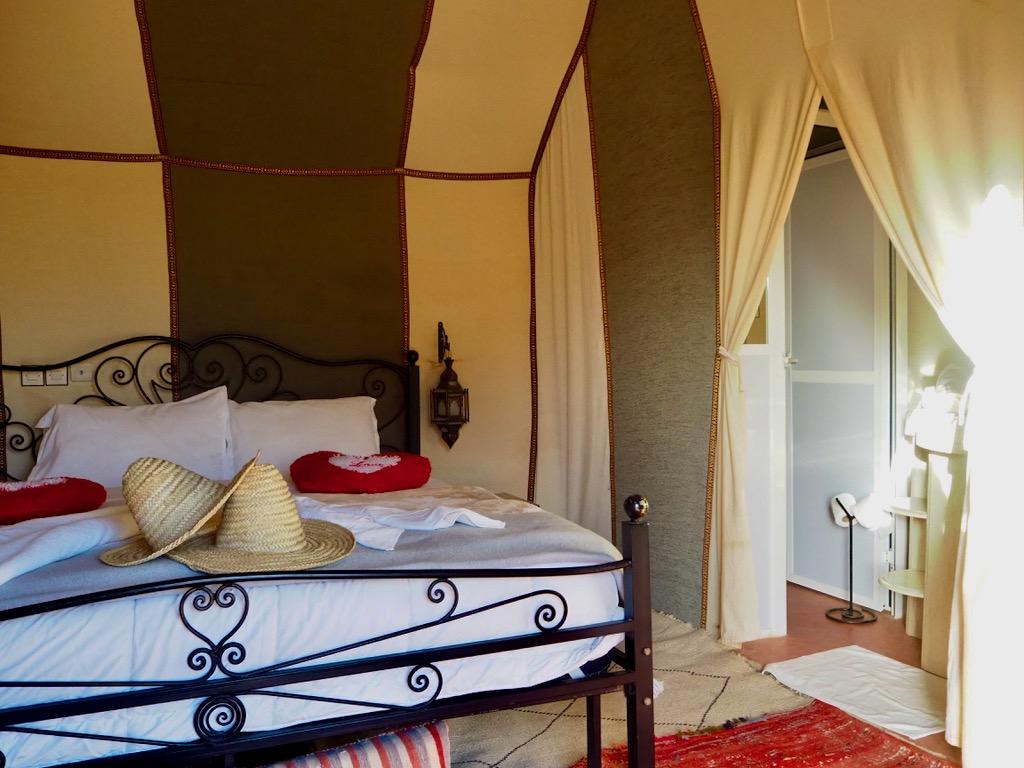 luxury in sahara desert, luxury accommodation sahara