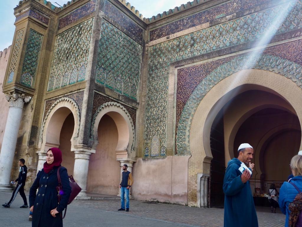 Meknes city, luxury morocco tours