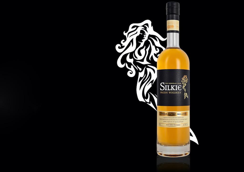 Sliabh Liag Distillers, donegal whiskey, Dark Silkie whiskey,
