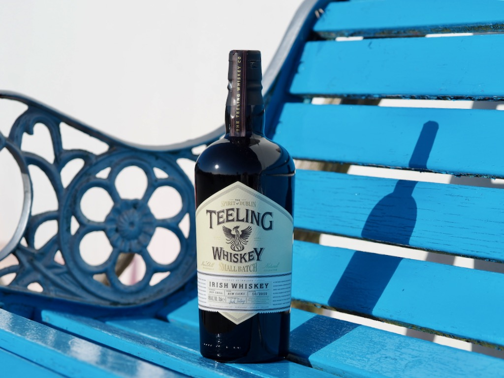 Teeling Whiskey Distillery, Trinity Collection whiskey
