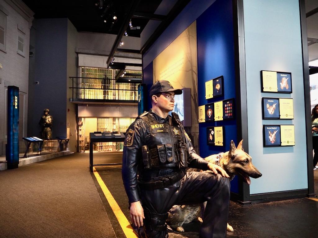 National Law Enforcement Museum, washington dc museums