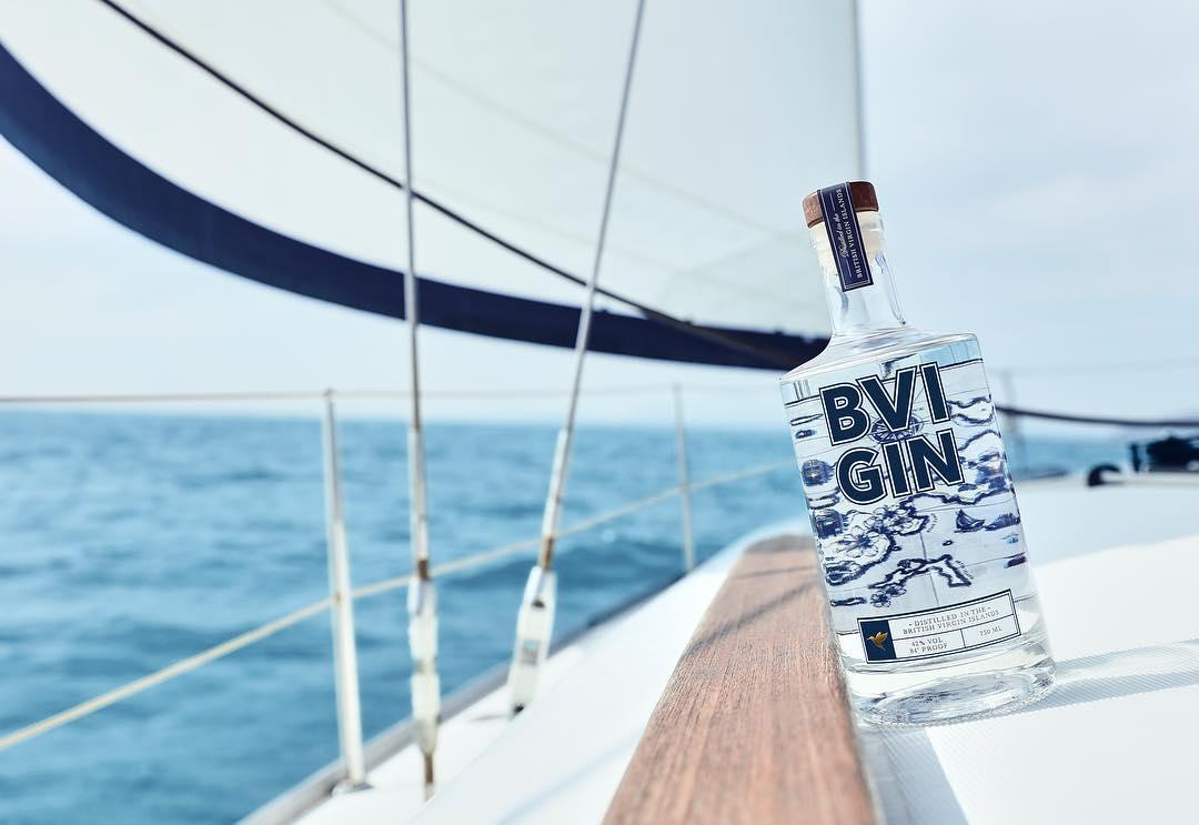 BVI Gin, best gins, world gin day