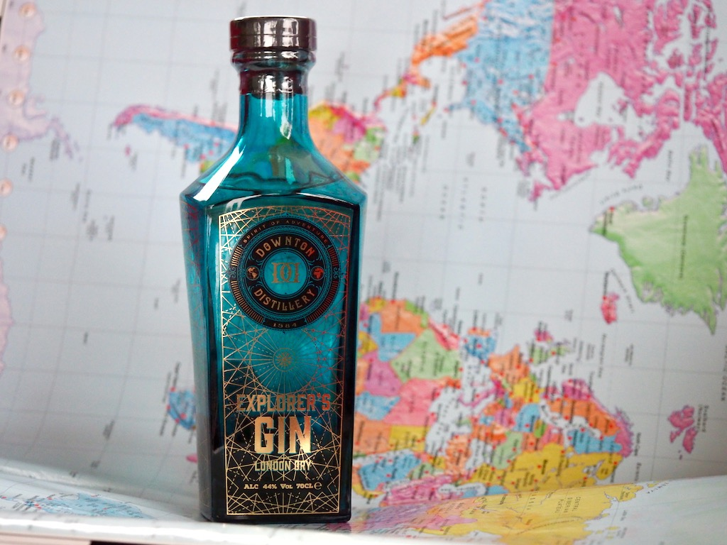 Explorer's gin, best gins, world gin day