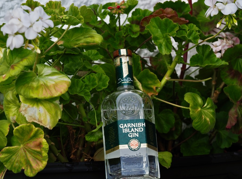 Garnish Island Gin, best gins, world gin day