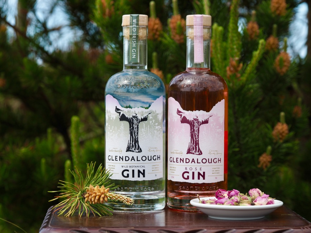 Wild Botanical Gin, best gins, gin world day, Glendalough Distillery