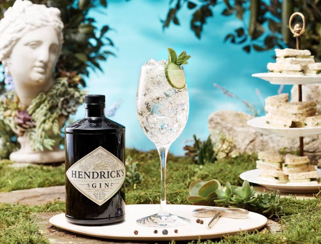 hendricks gin, best gins, world gin day
