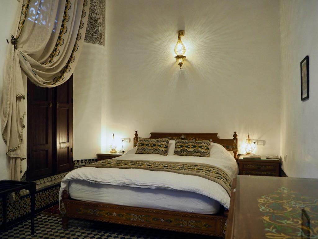le grand alcazar riad, best riads in fez, luxury riad fez