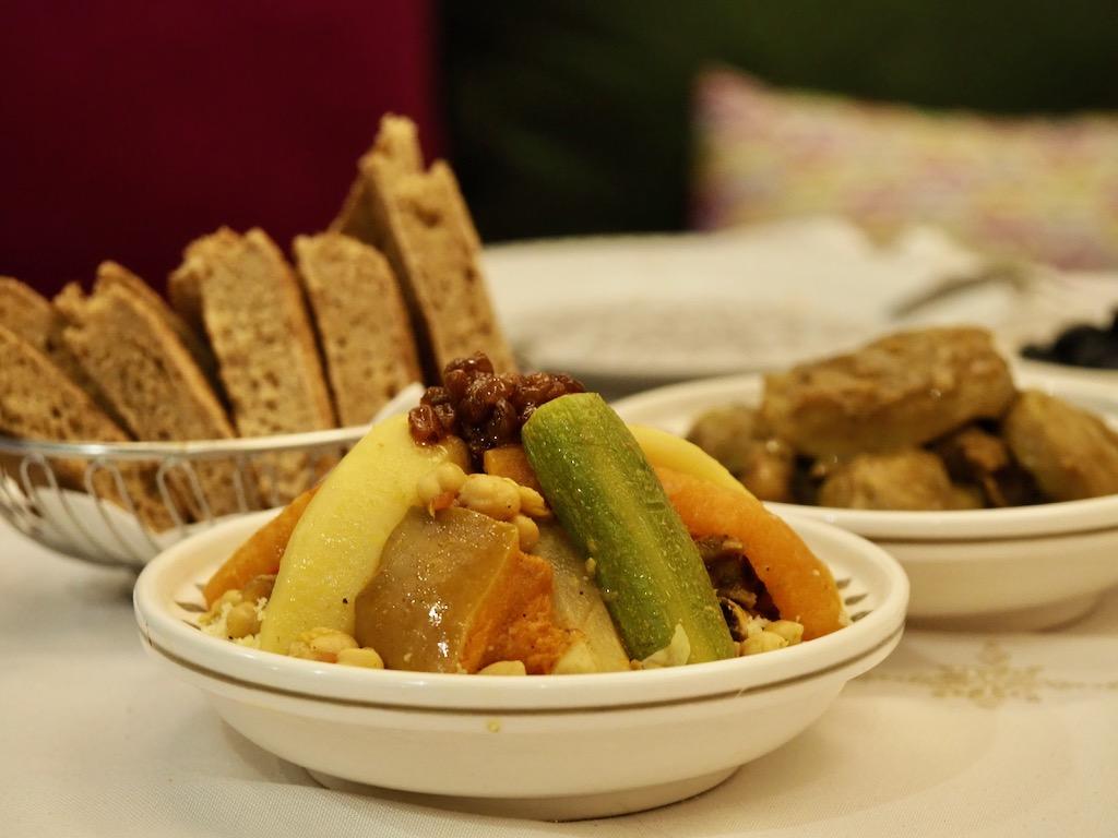 gourmet dining in fez, best restaurants in fez