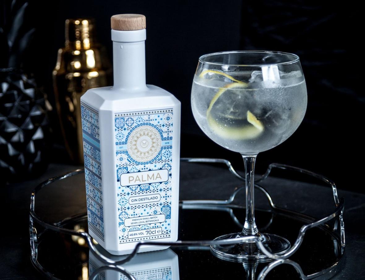 palma gin, mallorca distillery, best gins