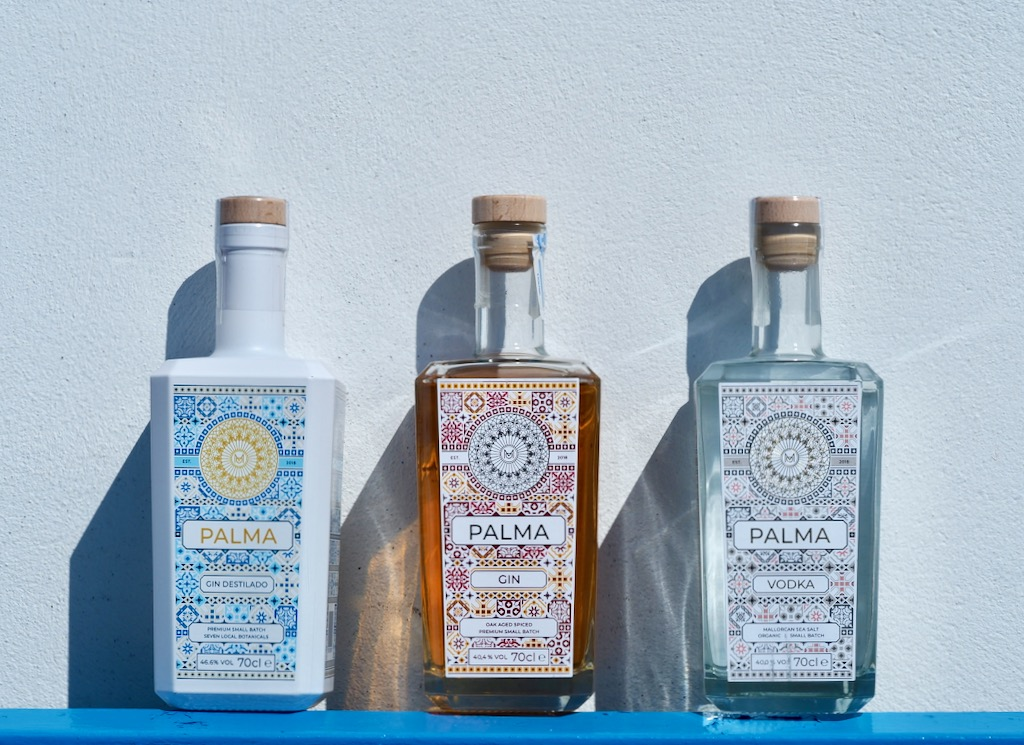 best gins, world gin day, palma gin