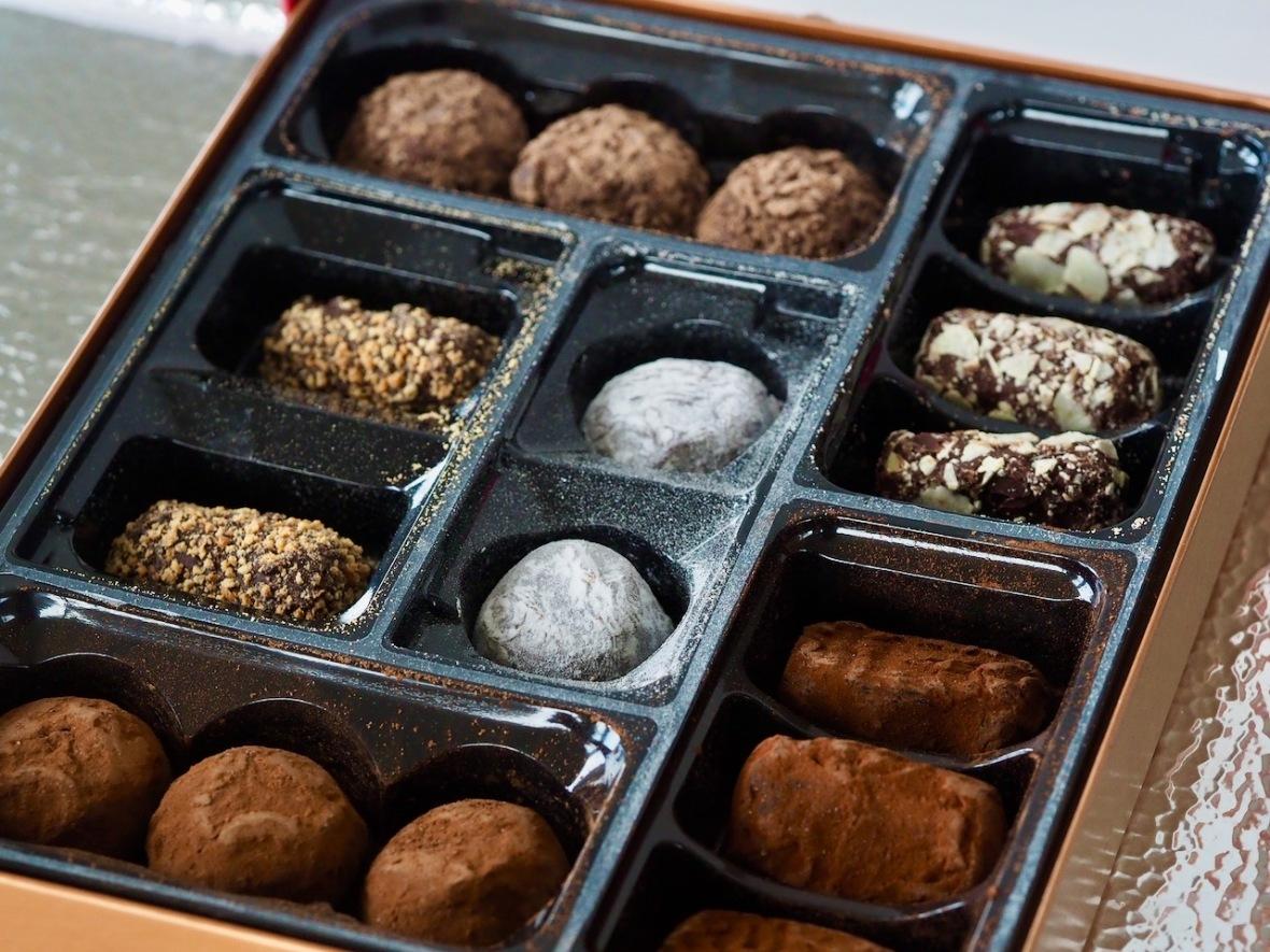 Neuhaus, world chocolate day, international chocolate day