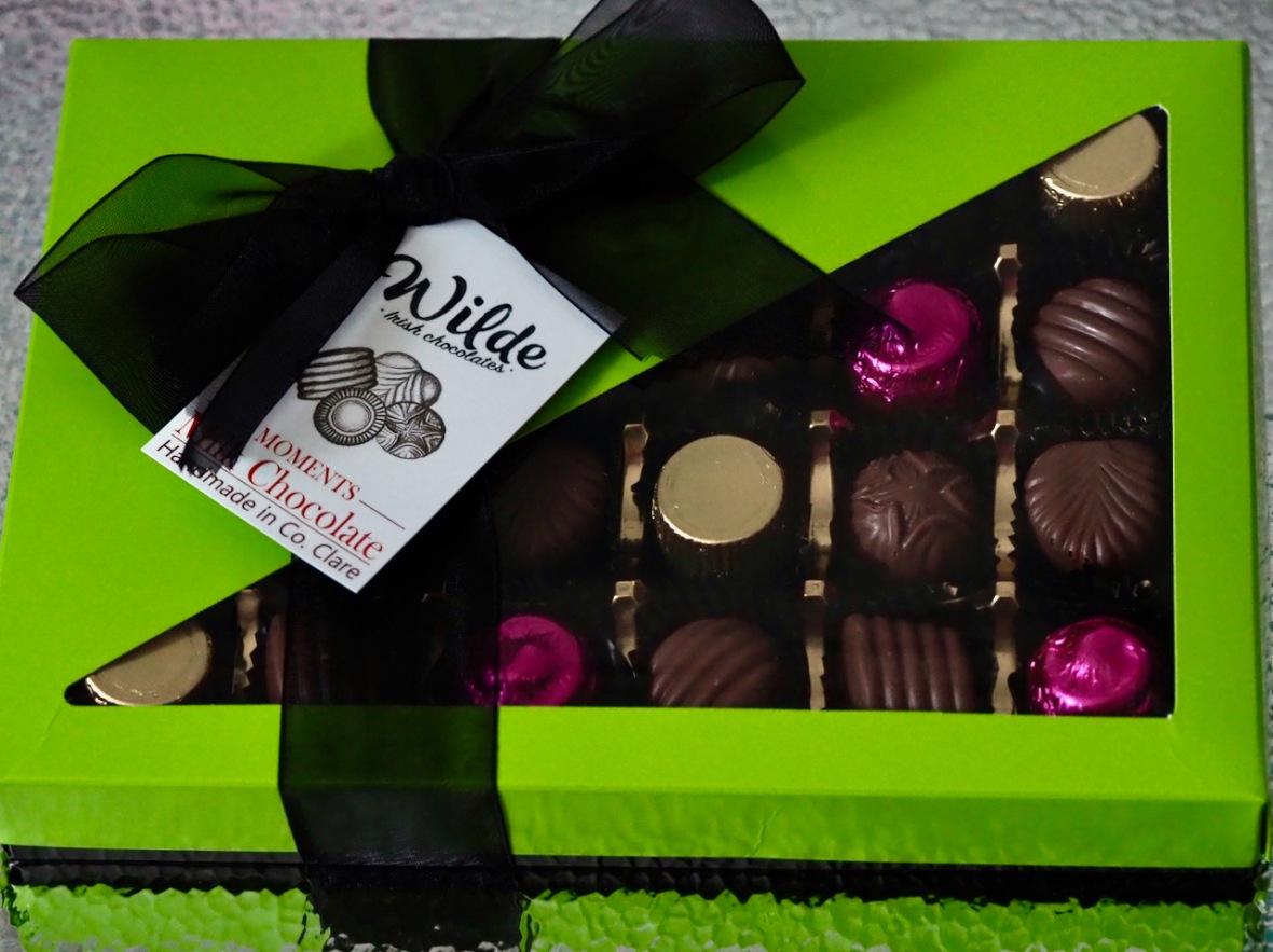Wilde Irish Chocolates, world chocolate day, international chocolate day