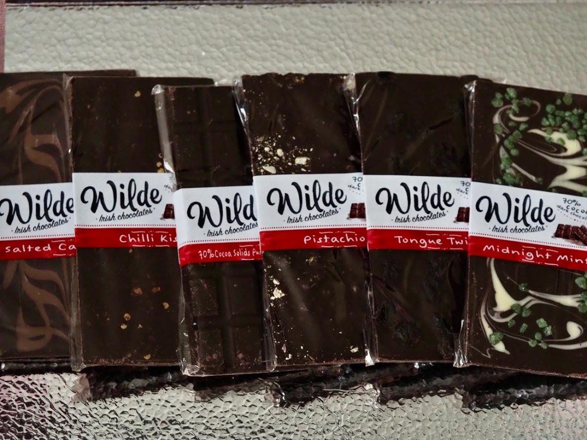 Wilde Irish Chocolates, world chocolate day, international chocolate day, best chocolates