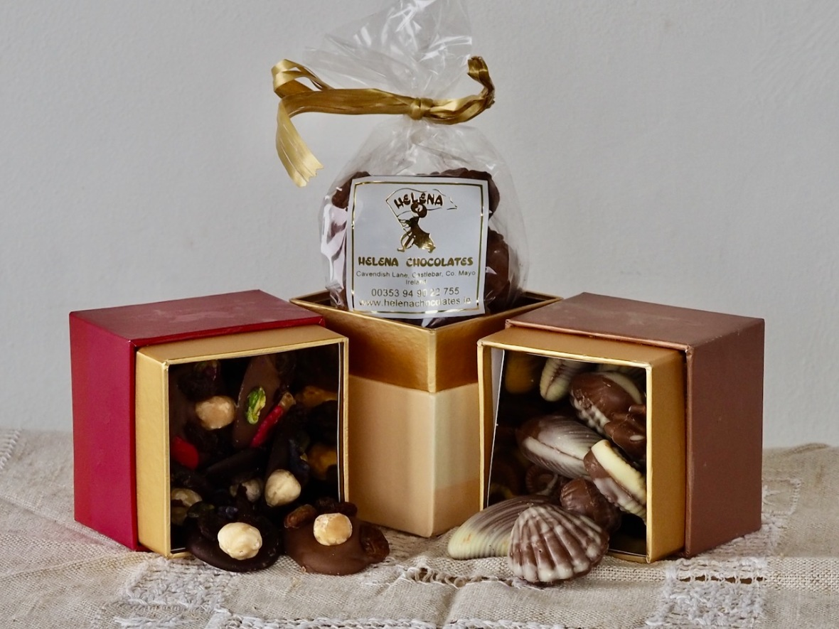 Helena Chocolates, world chocolate day, international chocolate day, best irish chocolates