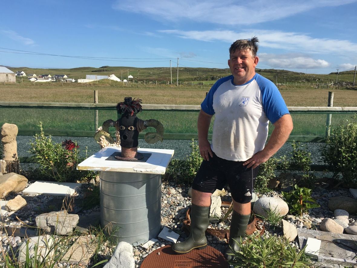 Philip McFadden artist Donegal, donegal artists