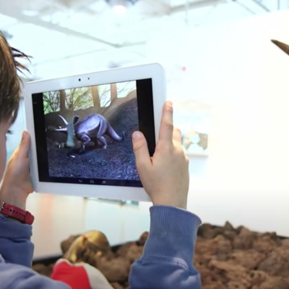 AR museums, augmented reality in museums