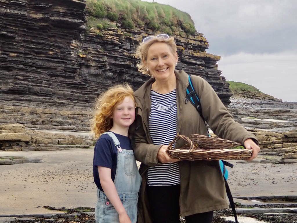 Prannie Rhatigan, seaweed guru, seaweed tours